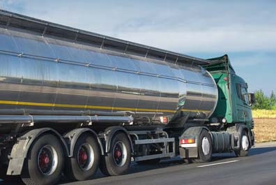 Flüssigkeitstransporte